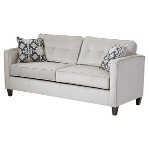 Serta Upholstery Cypress Sofa by Mercury Row