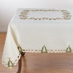 Pandoro Holiday Tablecloth