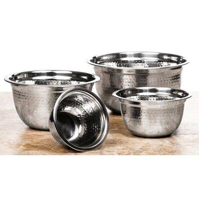 Cuisinart Multi-Prep 6 Piece Stainless Steel Mixing Bowl Set | Wayfair