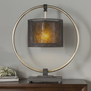 Turner 28 Table Lamp With Drum Shade