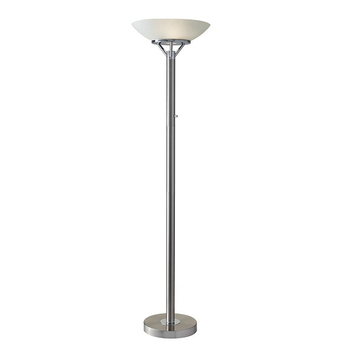 Expo 71 5 torchiere floor lamp