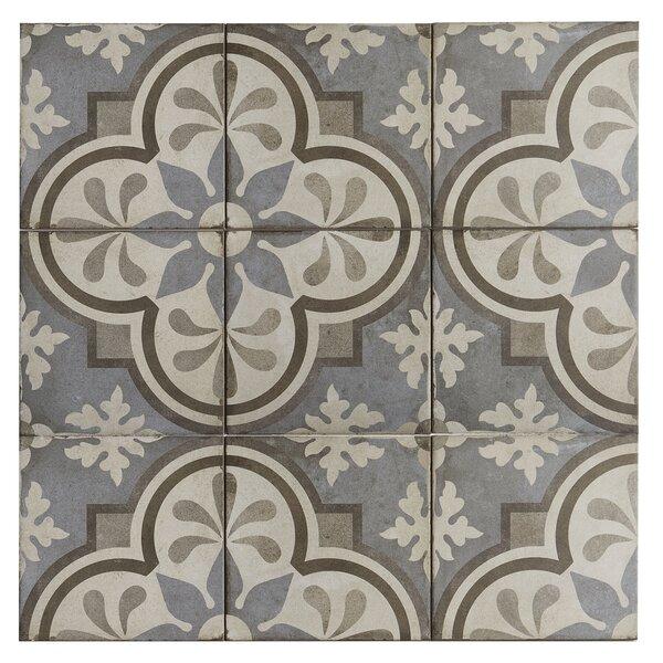 itona tile encausto hand made encaustic look 8x8 cool blend decoitona tile encausto hand made encaustic look 8x8 cool blend deco tile \u0026 reviews wayfair
