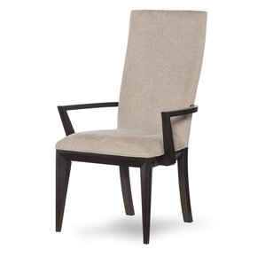 Alysa Upholstered Arm Chair (Set of 2) by Brayde..