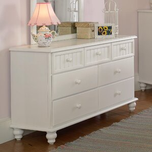 Davie 7 Drawer Dresser by Viv + Rae