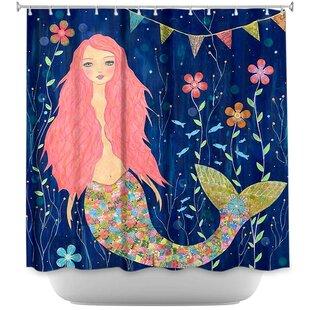 Superieur Mermaid Shower Curtain