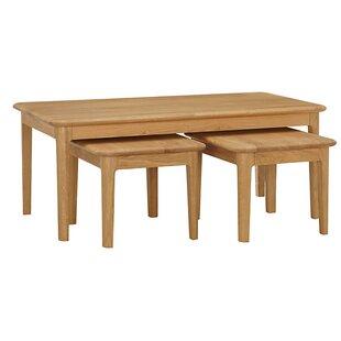 Hanlon 3 Piece Coffee Table Set ...