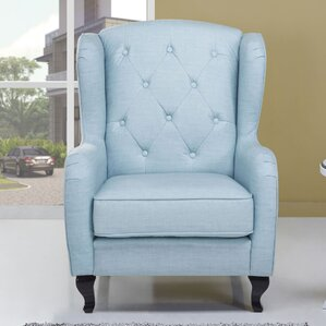 Carrow Armchair by Darby Home Co