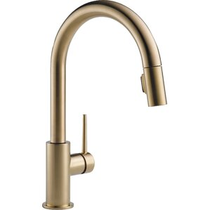 Trinsic® Kitchen Pull Down Single Handle Kitchen Faucet