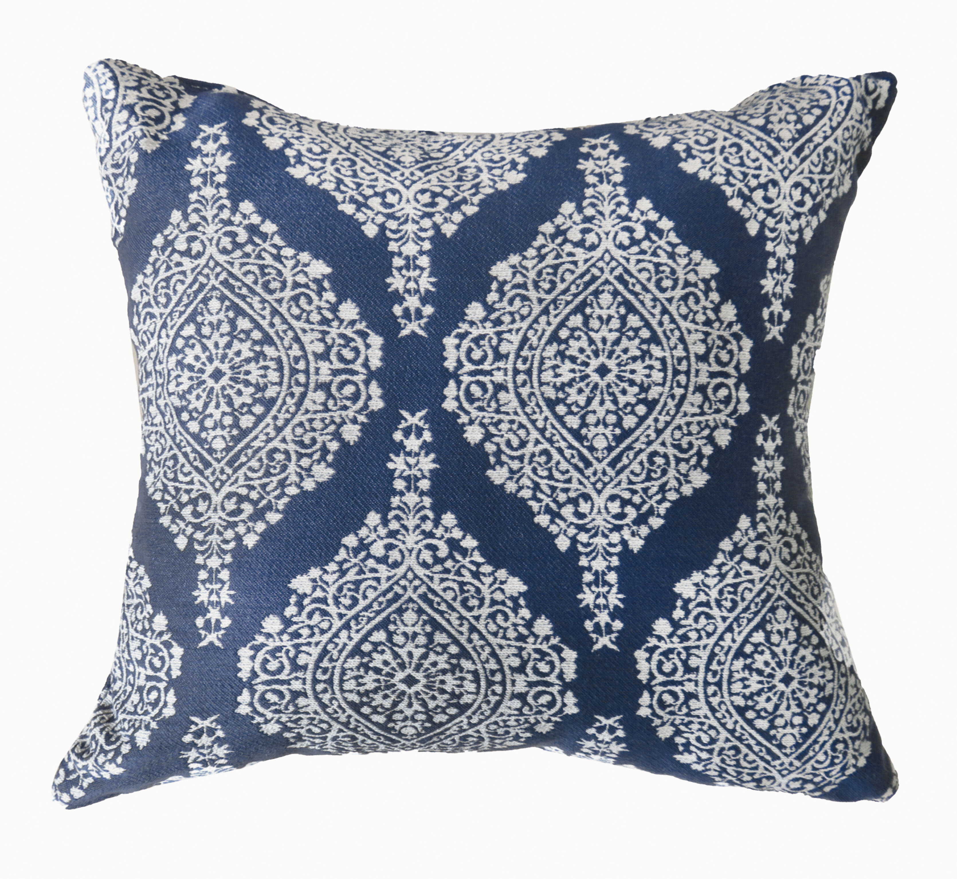 Evansville Contemporary Throw Pillow