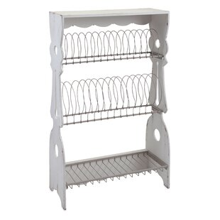 Plate Rack  sc 1 st  Wayfair & Kitchen Cabinet Plate Rack | Wayfair