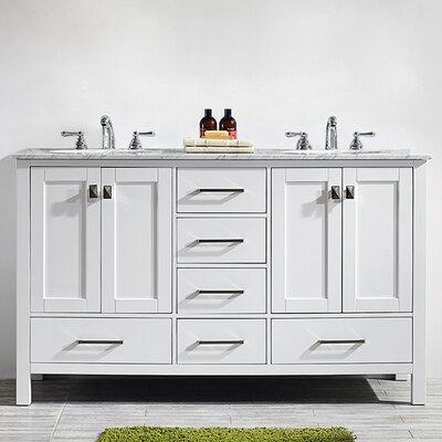 White Washed Oak Vanity Wayfair