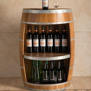 kaufman Floor Wine Bottle Rack