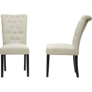 Calla Parsons Chair (Set of 2) by Latitud..