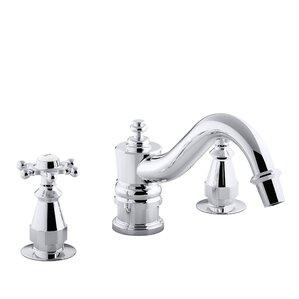Bathroom Faucet Not Flowing kohler antique   wayfair
