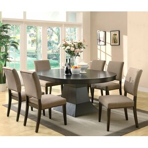 Attractive 7 Piece Dining Set