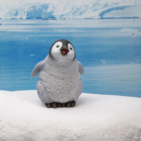 Hi Line Gift Ltd Laughing Baby Penguin Statue Amp Reviews