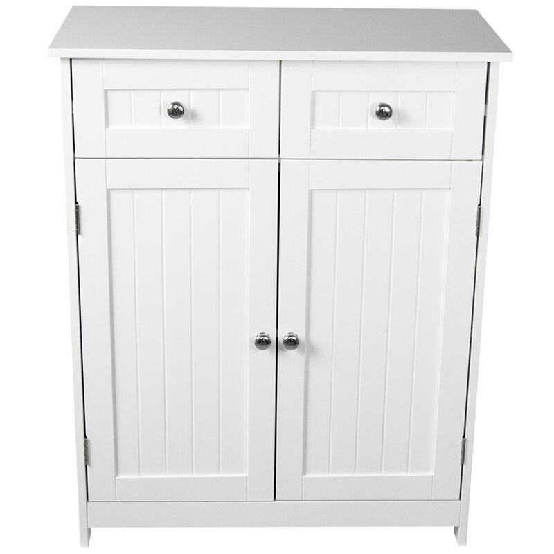 Wayfair Free Standing Kitchen Cabinets: Wildon Home Vida Priano 60 X 75cm Free Standing Cabinet