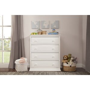 Signature 4 Drawer Dresser