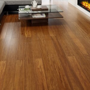 Bamboo Wood Flooring Youu0027ll Love | Wayfair