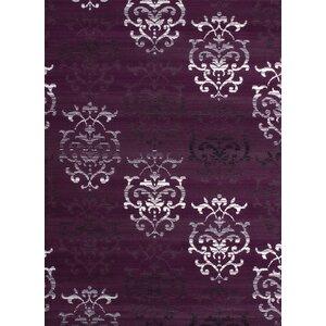 Fitchett Lilac/Plum Area Rug