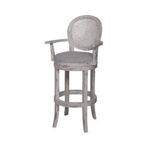 Hastings Roundback Bar Stool by One Allium Way