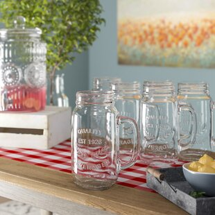 Dishwasher Safe Mason Jars Youll Love Wayfairca
