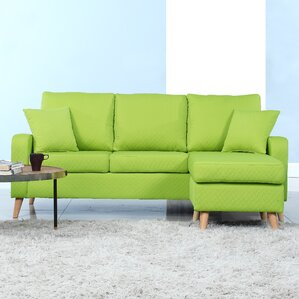 L Shaped Sectional Sofas You Ll Love Wayfair