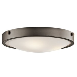 Jacoby 3-Light Flush Mount