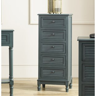 Abbotford 5 Drawer Chest By Bay Isle Home