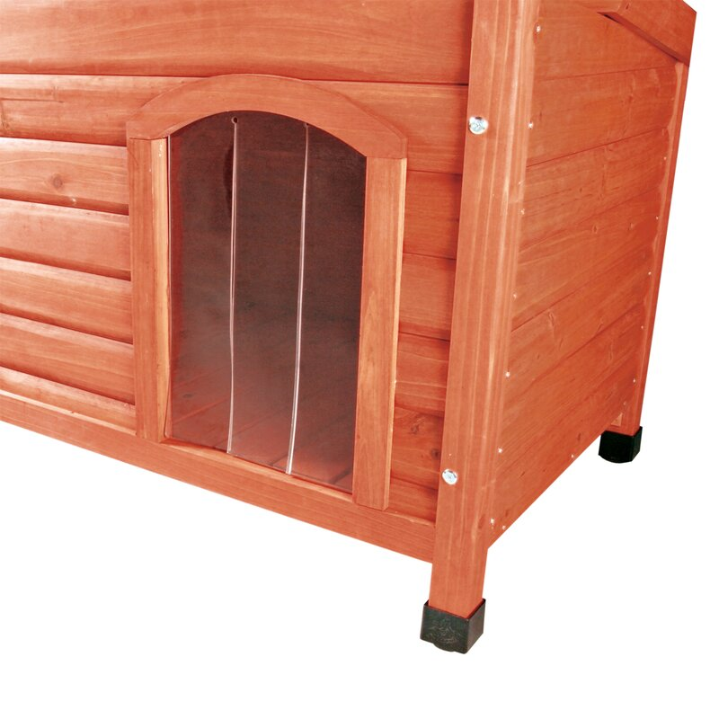 Marciano Plastic Door For Flat Roof Dog House