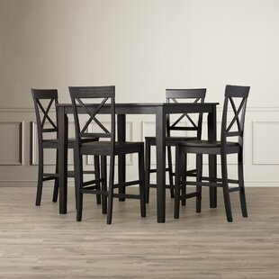 Reeves 5 Piece Counter Height Dining Set