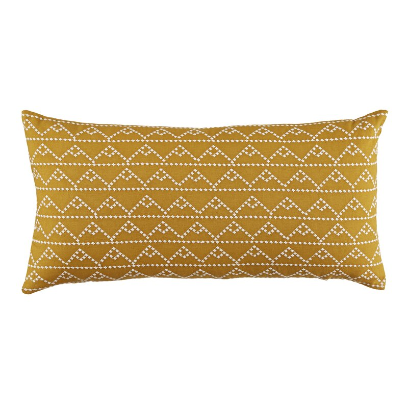 DwellStudio Modern Pyramid Decorative Pillow & Reviews DwellStudio