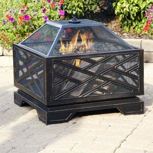 Martin Wood Burning Fire Pit