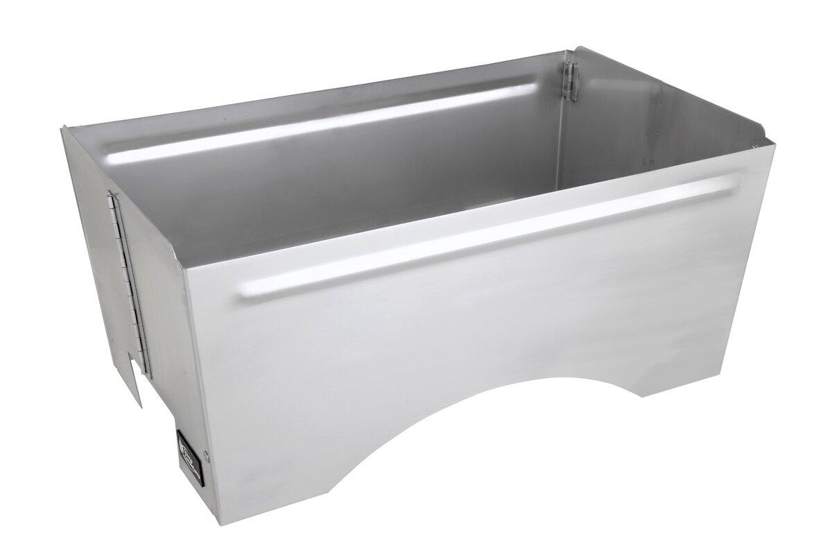 sterno windguard folding stainless steel dish frame u0026 reviews