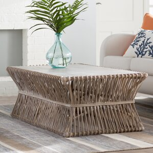 Delilah Coffee Table by Beachcrest Home