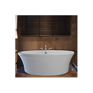 Biscuit Freestanding Bathtubs Youll Love Wayfair - Drain for freestanding tub