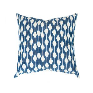 Jaspe Cotton Throw Pillow