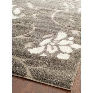 Duffey Smoke/Beige Area Rug