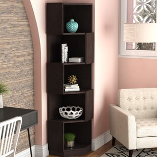 Corner Bookcases You\'ll Love | Wayfair