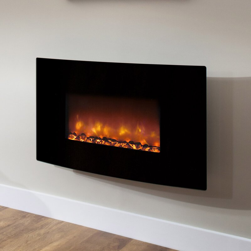 Bemodern Orlando Electric Fireplace Amp Reviews Wayfair Co Uk
