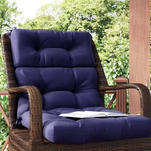 Patio High Back Chair Cushions Wayfair