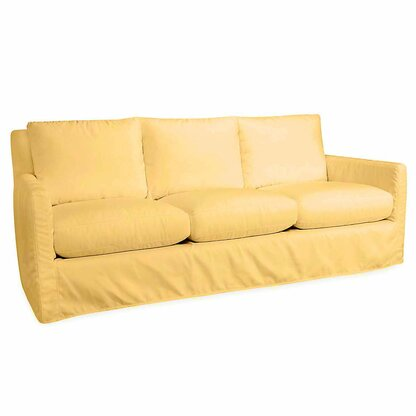 82a11cd8230 Relax to the Max 3 Seat Patio Sofa with Cushions