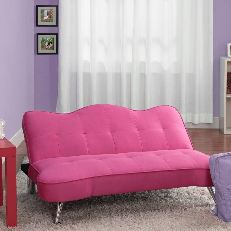 DHP Rose Junior Convertible Sofa & Reviews | Wayfair