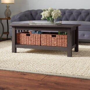 Wood-Top Coffee Tables You\'ll Love in 2019   Wayfair