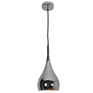 Pendant lighting glass pendant lights wayfair heider 1 light mini pendant light aloadofball Gallery