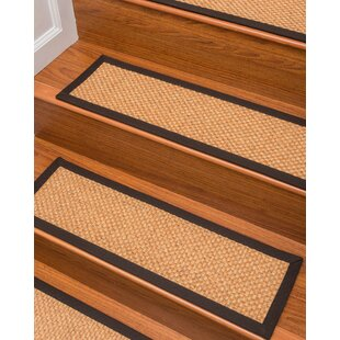 Clareville Beige Stair Tread (Set Of 13)