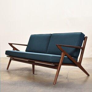 Gwendolyn Mid-Century Modern Sofa by Corrigan Studio