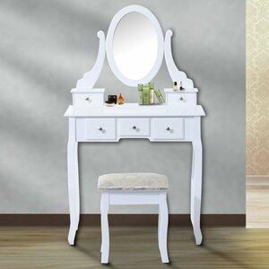 schminktische. Black Bedroom Furniture Sets. Home Design Ideas