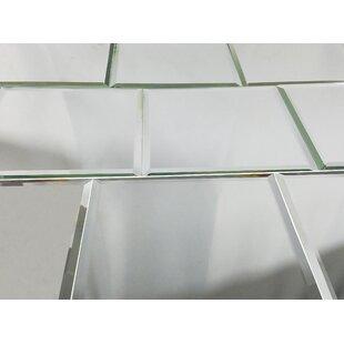 Echo 8 X Gl Tile In High Gloss Silver