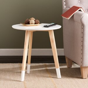 Rhonda End Table by Zipcod..